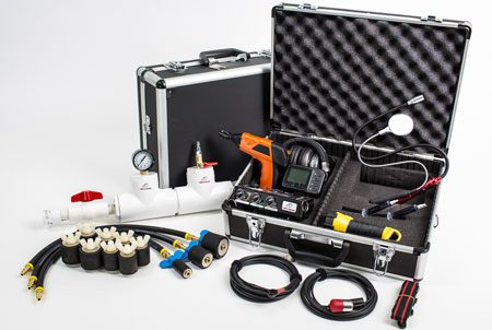 Leak Detection Services Equipment