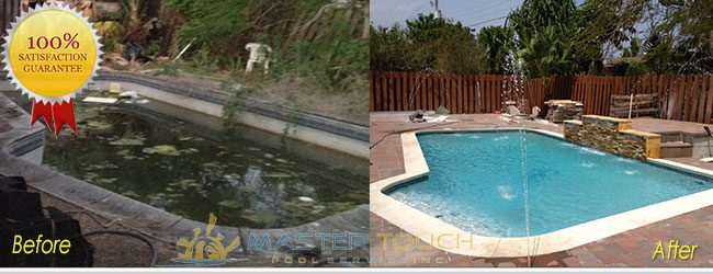 Pool Remodeling Service