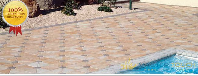 Pool Pavers and Coping Installation