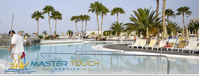Why choose Master Touch Pool Service