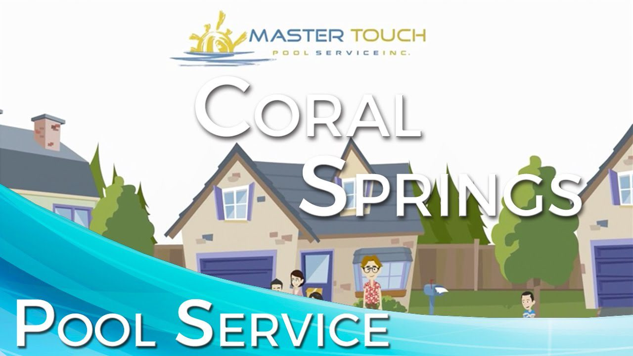 Pool Service Coral Springs Rated 1 Pool Company In Coral