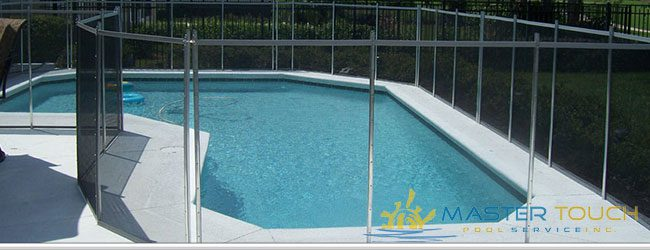 pool maintenance florida winter