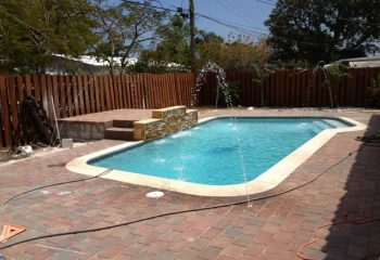 Pool Remodeling Project phase 4