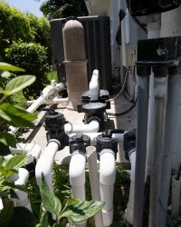 pump system master touch pools