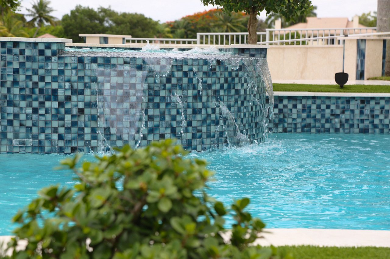 spa marblehead pool project